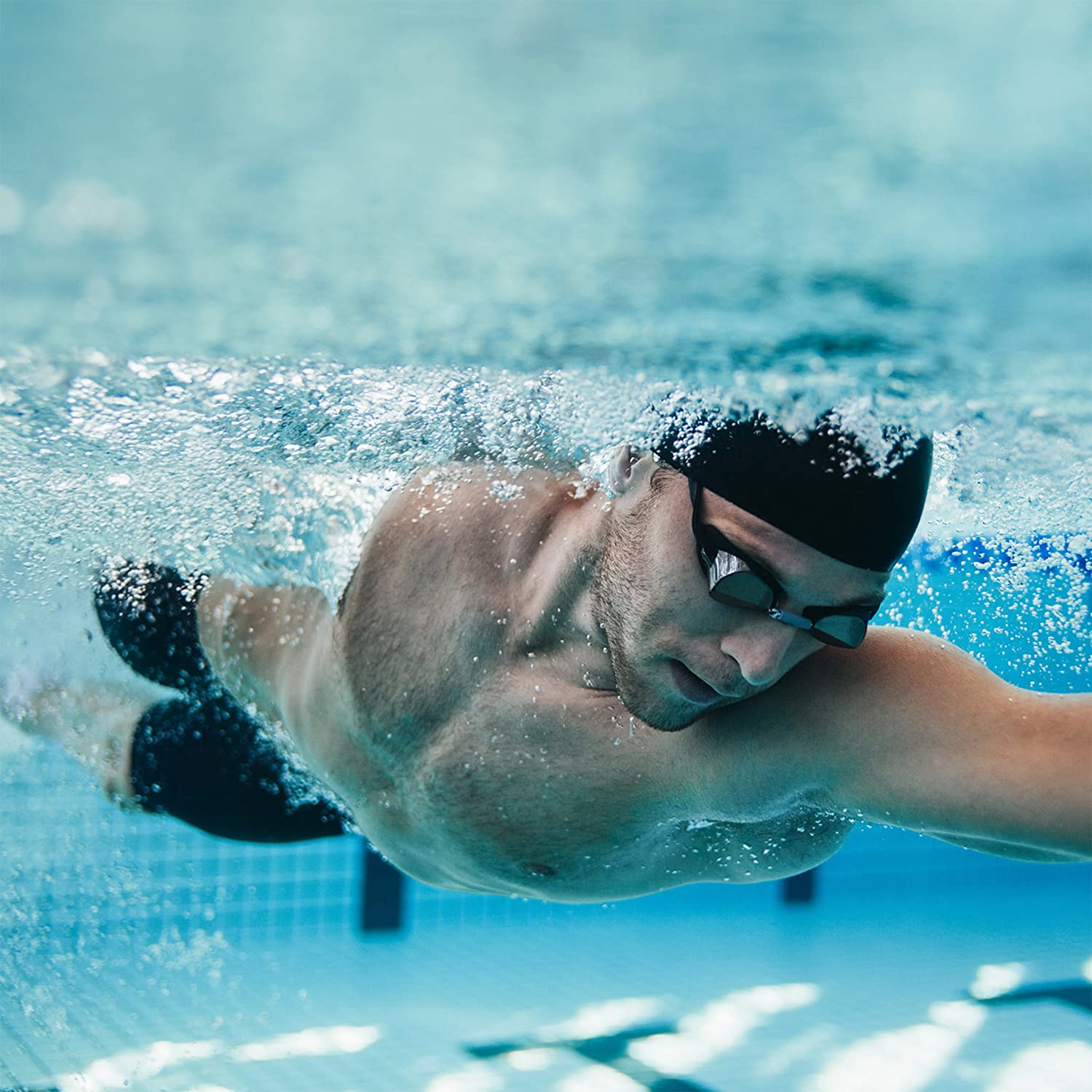 Ultrasport Earplugs made of silicone flexible protection for swimming or fr drowning out noise colour: green flexible to fit to every ear shape