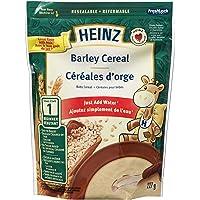 HEINZ Barley Cereal, 6 Pack, 227G Each
