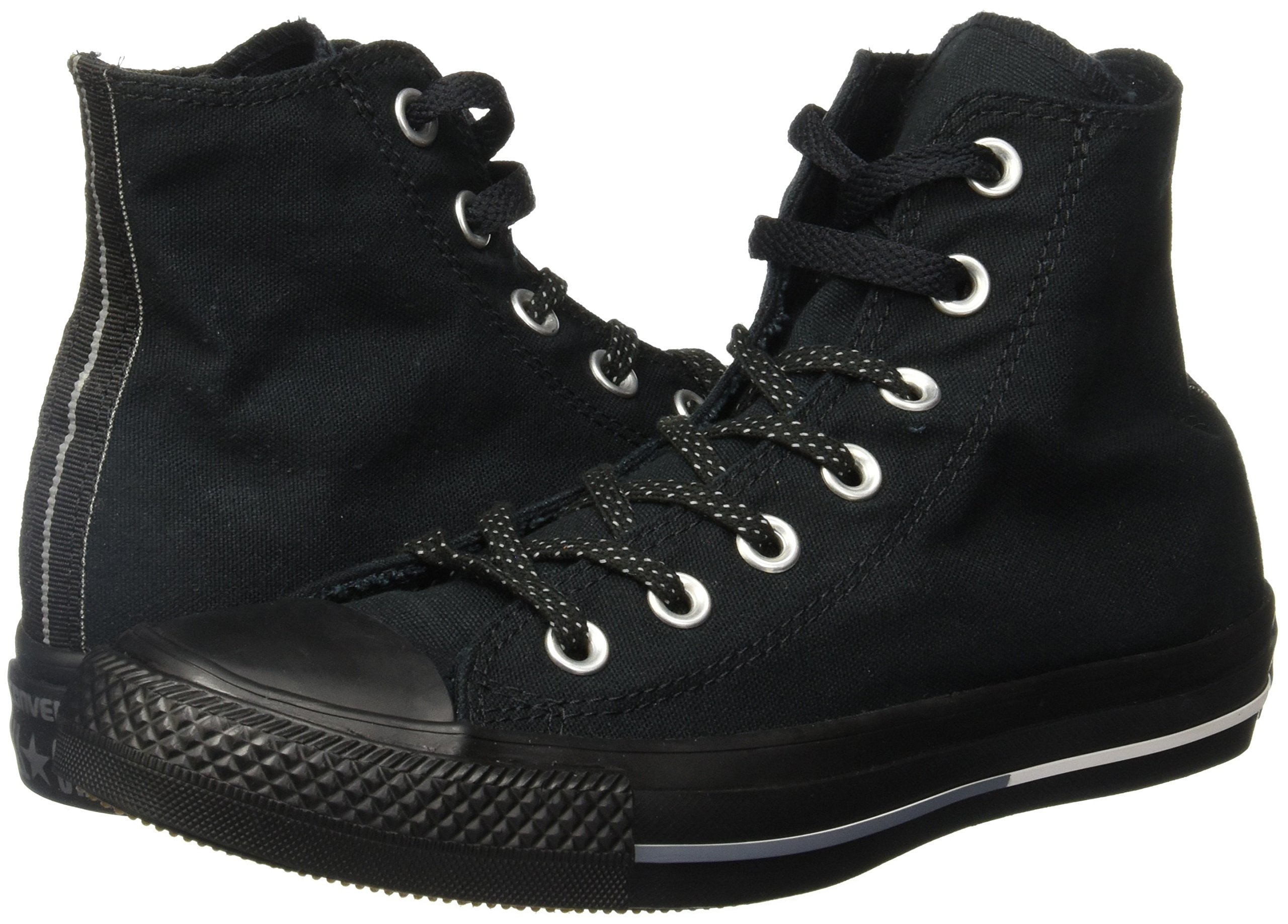 Converse Womens All Star Counter Climate Hi Top Boots - 4 B(M) US, (Black/Mason) by Converse (Image #5)