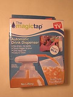 The Magic Tap MT02040 Automatic Drink Dispenser, White: Amazon ca