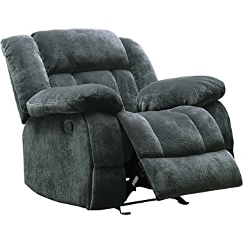 Amazon Com Leather Recliner Chairs Set Of 2 Large Comfort