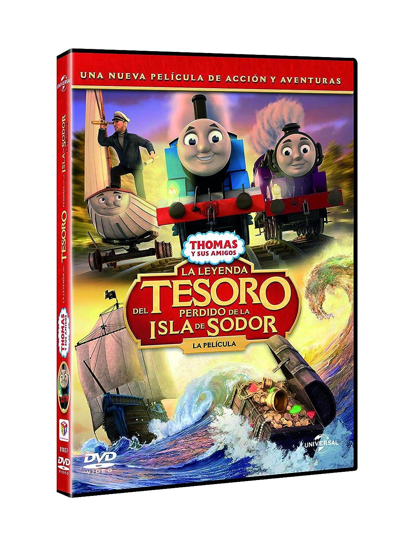 Thomas Y Sus Amigos T1 Vol 1 6 Dvd Amazones Animación Gullane