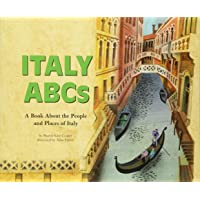 Italy ABCs: A Book About the People and Places of Italy: 0