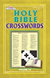 Holy Bible Crossword Puzzle Book-Vol. 15