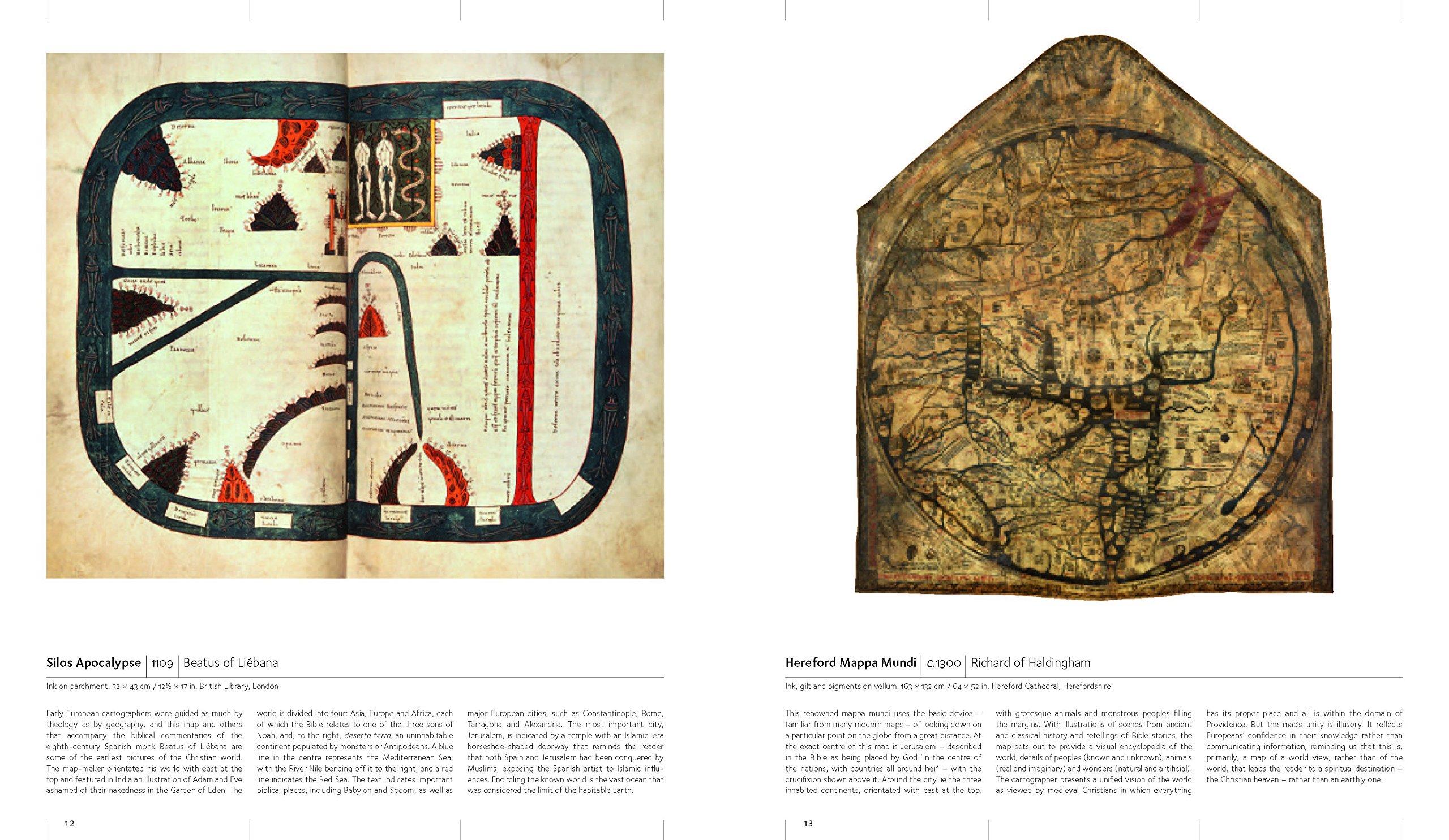 Map exploring the world phaidon editors john hessler map exploring the world phaidon editors john hessler 9780714869445 amazon books gumiabroncs Images