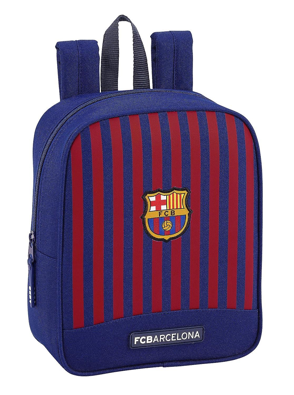 FCバルセロナ2018スクールバックパック、27 cm、ブルー(アズール)   B07G25D3B6
