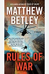 Rules of War: A Thriller (The Logan West Thrillers Book 4) Kindle Edition