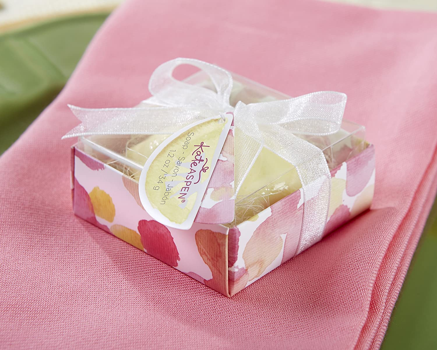 Amazon.com: 24 Lovely Lemon Soaps: Health & Personal Care