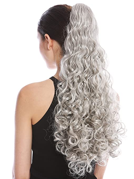Wig Me Up 9563b V 51 Postiche Couette Queue De Cheval Longue