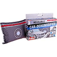 Pingi Dehumidifer -For Car and Home - Single Pack - 299g - Multicolor