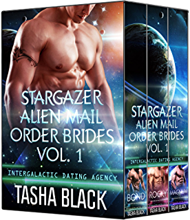 Stargazer Alien Mail Order Brides: Collection #1 (Intergalactic Dating  Agency) (Stargazer
