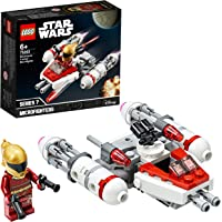LEGO Star Wars 75263 Resistance Y-Wing Microfighter Building Kit (86 Pieces)