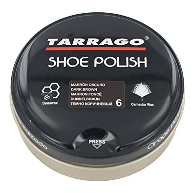 Tarrago Shoe Polish, Lustra Zapatos Unisex Adulto, Transparente (Neutral 00), 100 ML