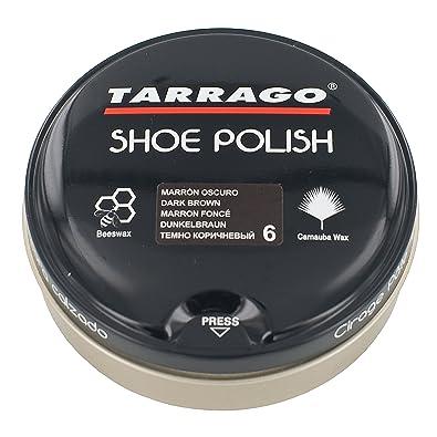 Tarrago Shoe Polish, Lustra Zapatos Unisex Adulto, Marrón (Dark Brown 06), 100 ML