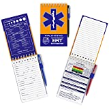 EMT Vital Notebook (3-Pack) - Includes 3