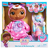 Deals on Doc McStuffins Take Care of Me Nursey Pal