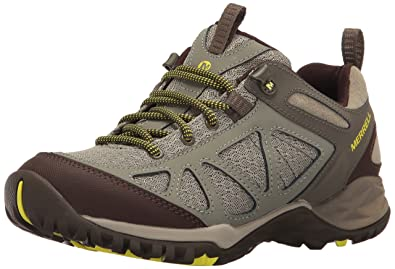 Merrell Women's Siren Sport Q2 Hiking Shoe, Dusty Olive, 6 W US