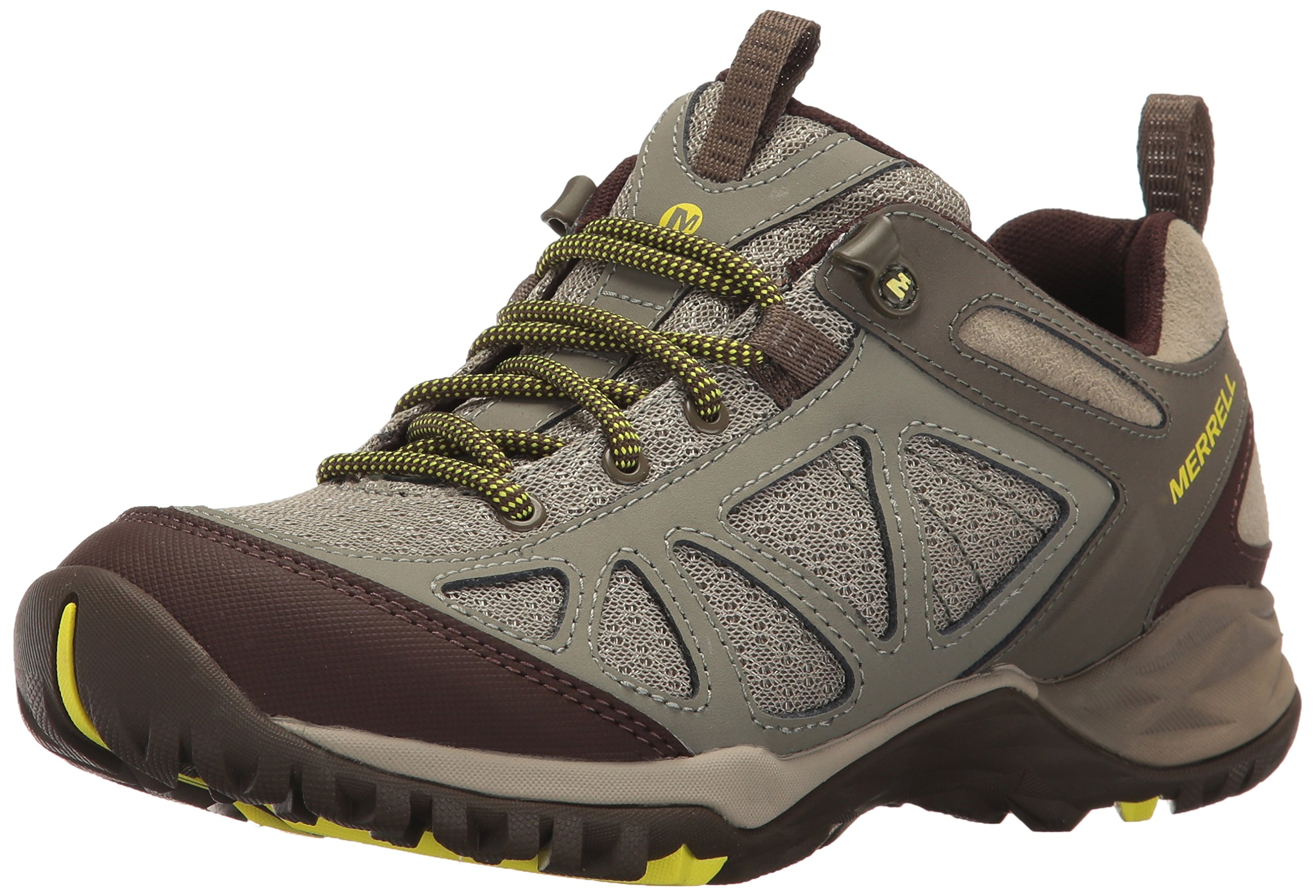 Merrell Women's Siren Sport Q2 Hiking Shoe, Dusty Olive, 8 W US