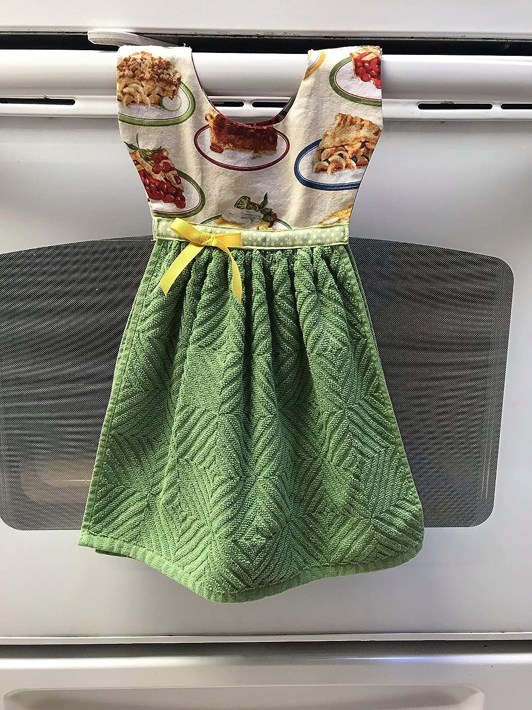 Amazon com: Kitchen Towel- Dress Shaped - New Style - Two
