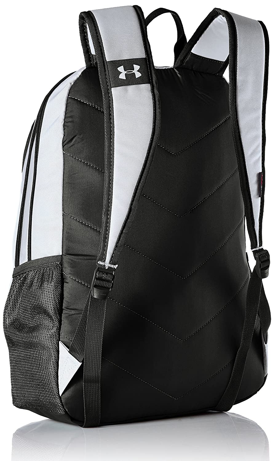 ce05f7fb01 Under Armour Boy s Storm Scrimmage Backpack Black (001) Silver One Size  Under Armour larger image