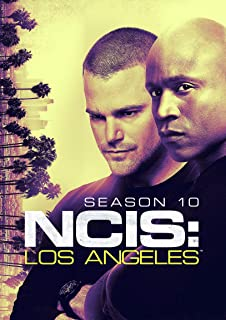 Book Cover: Ncis: Los Angeles: Tenth Season