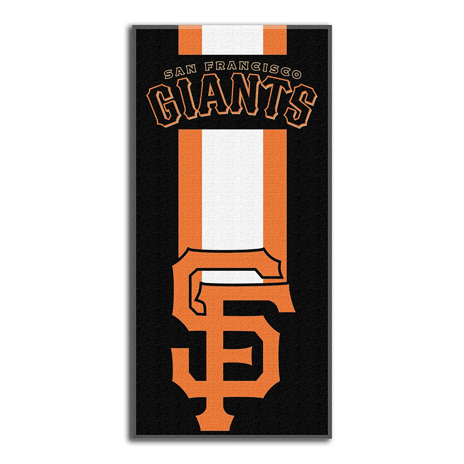 MLB Team Beach Towel, 30in x 60in