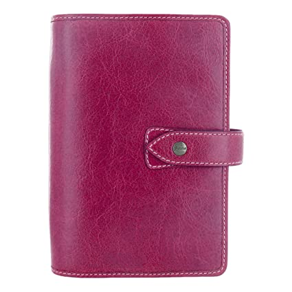 Amazon.com : Filofax Malden Leather Organizer Agenda Planner ...
