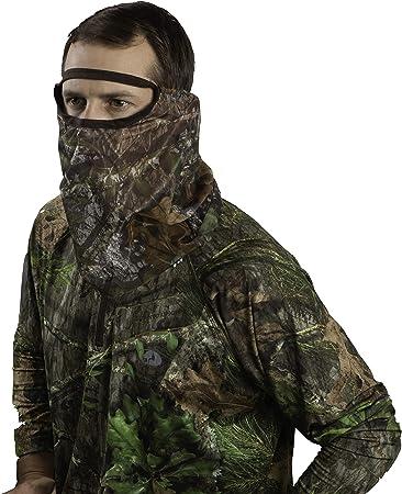 chasse.. L @ @ K OBSESSION modèle.. Mossy Oak 3//4 Camo Headnet..