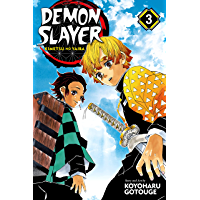 Demon Slayer: Kimetsu no Yaiba, Vol. 3: Believe in Yourself book cover