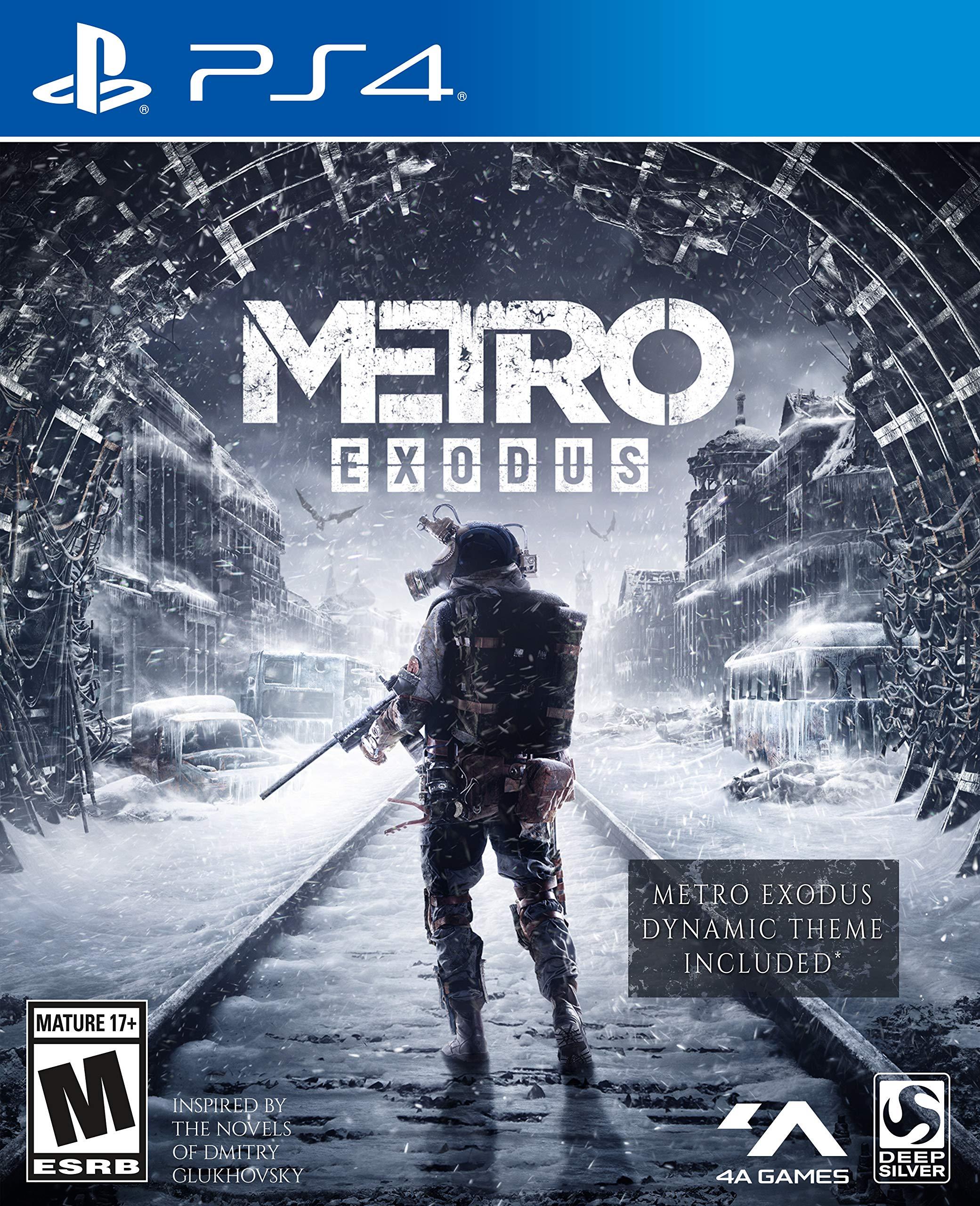 Metro Exodus (輸入版:北米)- PS4