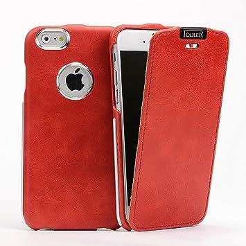 iPhone 6   6s Étui, iCareR Flip Metal Warrior Vintage Edition Housse Coque  Apple iPhone ce9122d3987
