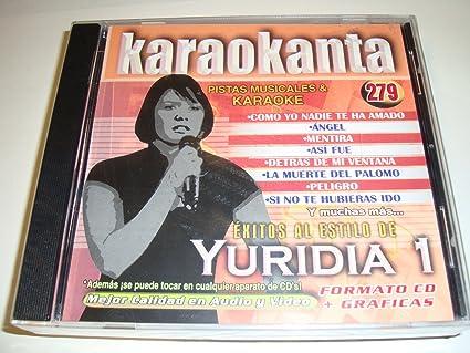 karaoke la muerte del palomo yuridia