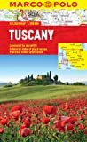 Tuscany Marco Polo Holiday Map (Marco Polo Holiday Maps)