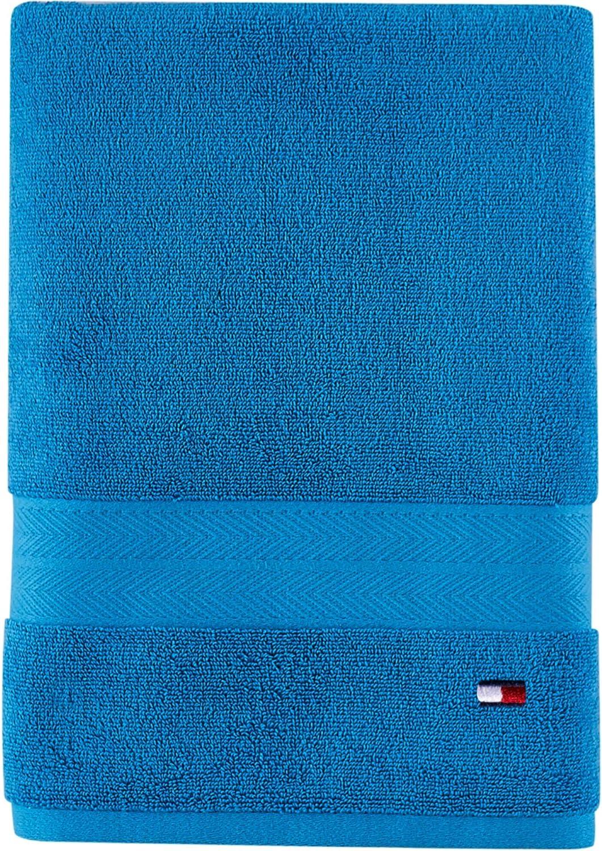 Cotton TOMMY HILFIGER T-Shirt 1957876505 dunkelblau 100/% Baumwolle