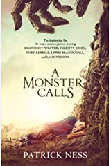 A Monster Calls: A Novel (Movie Tie-in): Inspired by an idea from Siobhan Dowd Paperback