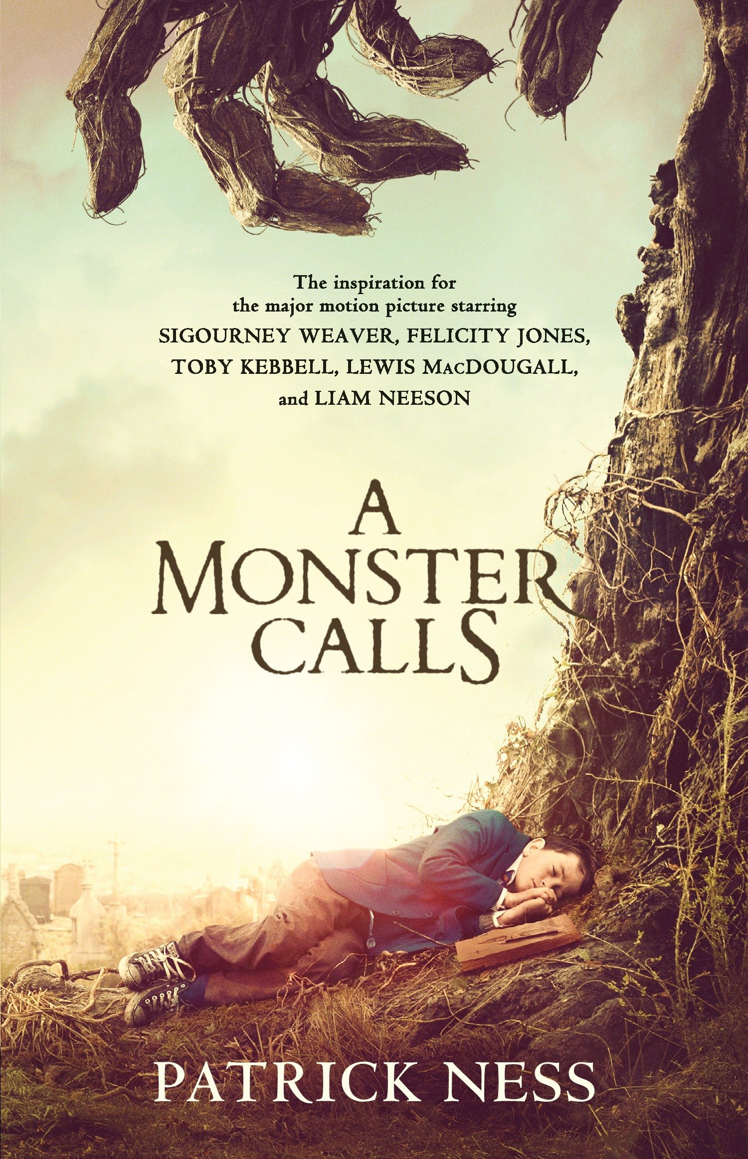 Download A Monster Calls: A Novel (Movie Tie-in): Inspired by an idea from Siobhan Dowd pdf