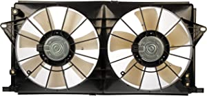 Dorman 620-975 Engine Cooling Fan Assembly for Select Buick / Cadillac Models