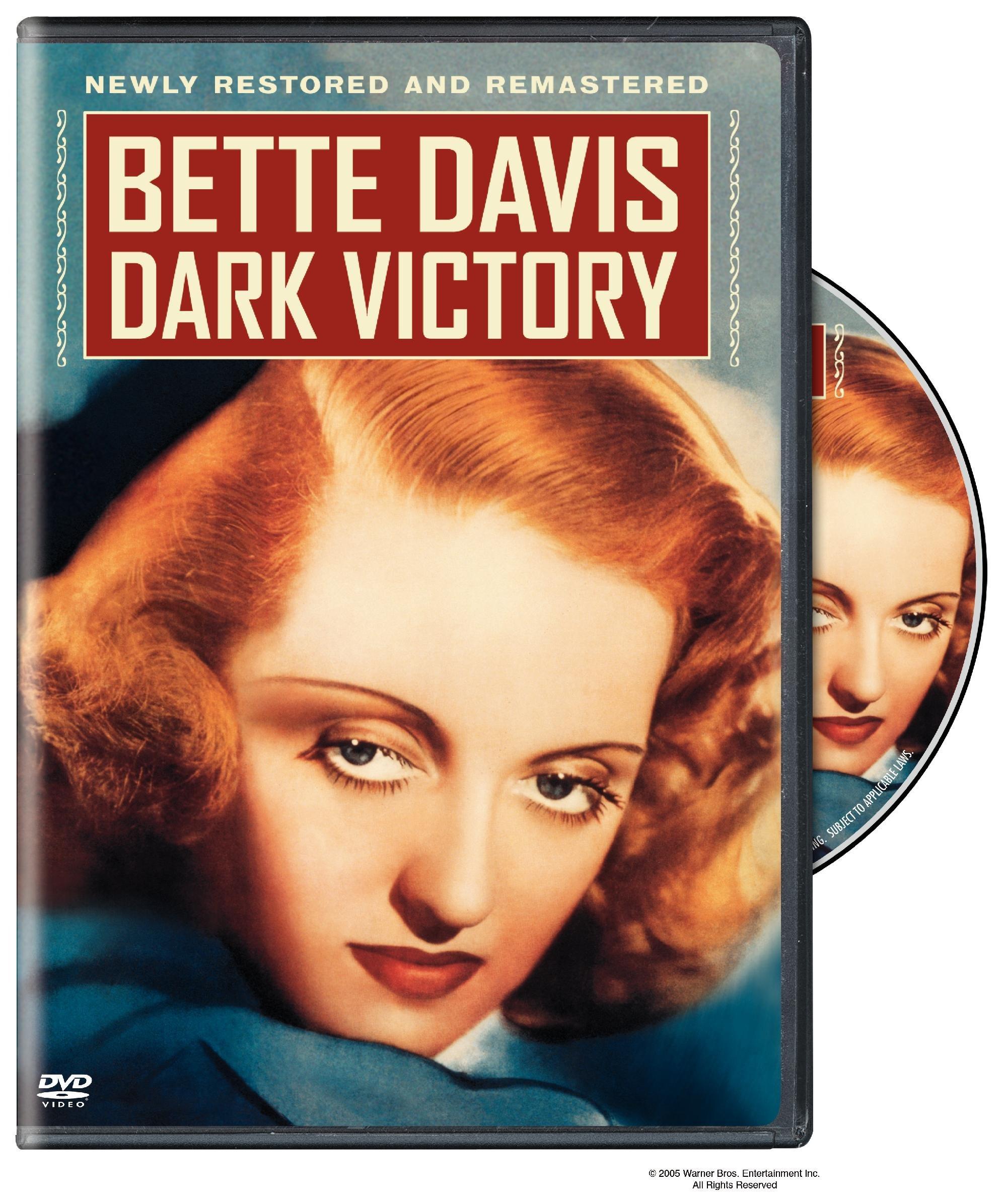 DVD : Dark Victory (Subtitled, Standard Screen)