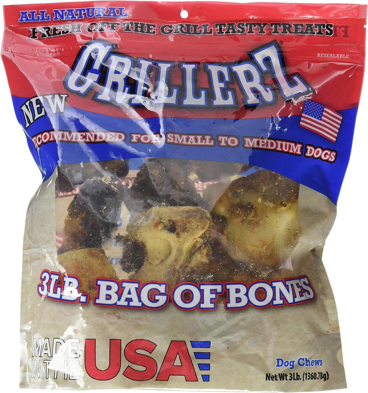 Scott Pet At293 3 Lb Bag 'O Bones, One Size