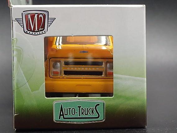 Amazon.com: 1971 CHEVROLET C60 TRUCK 2018 M2 AUTO-TRUCKS R48 18-17 1 OF 6,888: Toys & Games