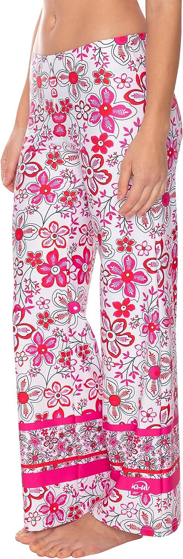iQ-UV Damen Strandhose Uv Beach Pants Colorido