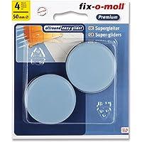 fix-o-moll 3566483 - Base deslizante para muebles (teflón