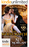World of de Wolfe Pack: The Wolfe Match (Kindle Worlds Novella)