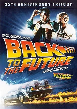 anniversary the to future back 25th