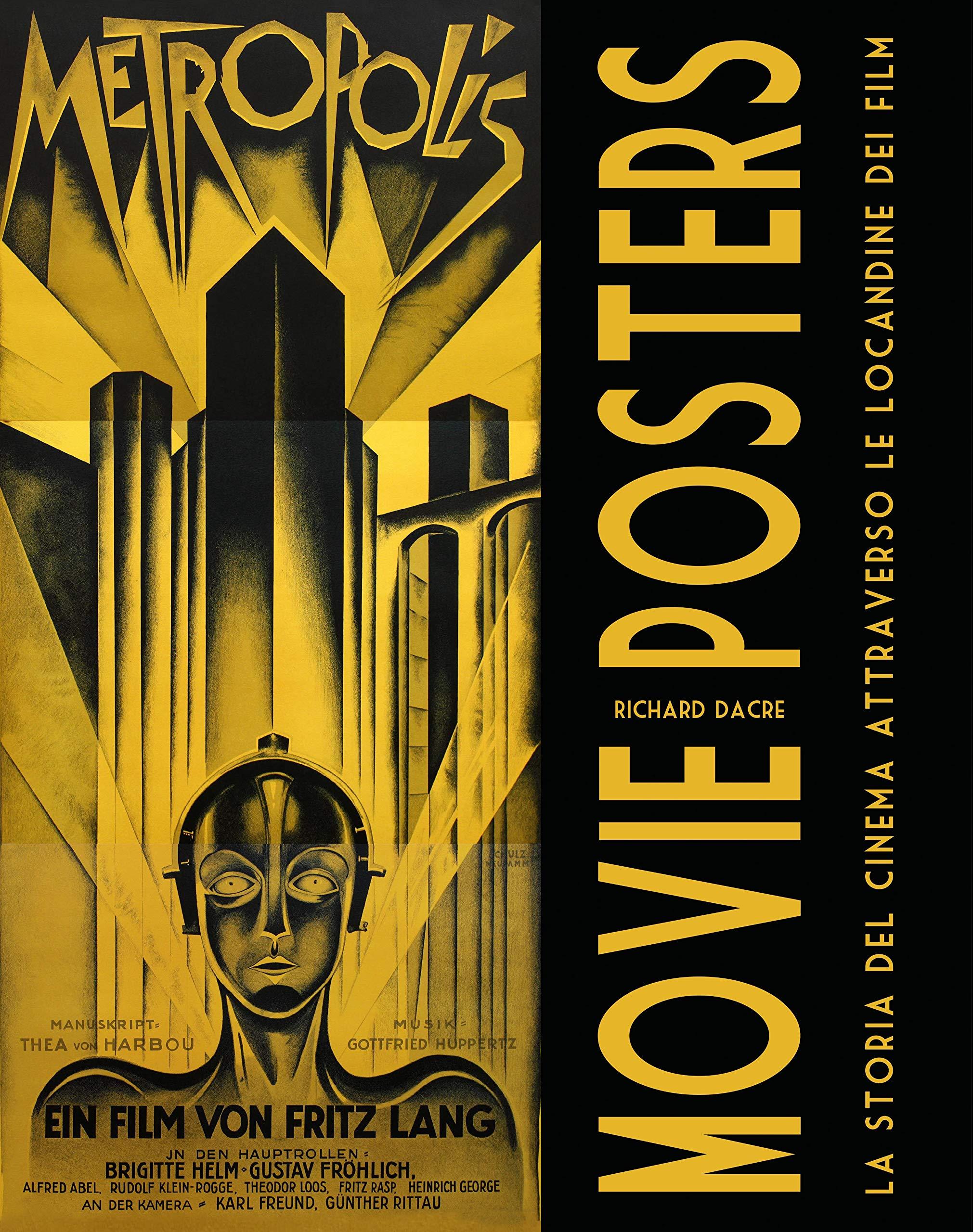 Popolare Amazon.it: Movie Posters. La storia del cinema attraverso le TU78