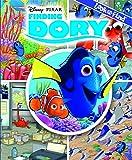 Disney Pixar Finding Dory Look and Find Book Hardcover (PiKids Media) Phoenix International - ISBN 9781503705029