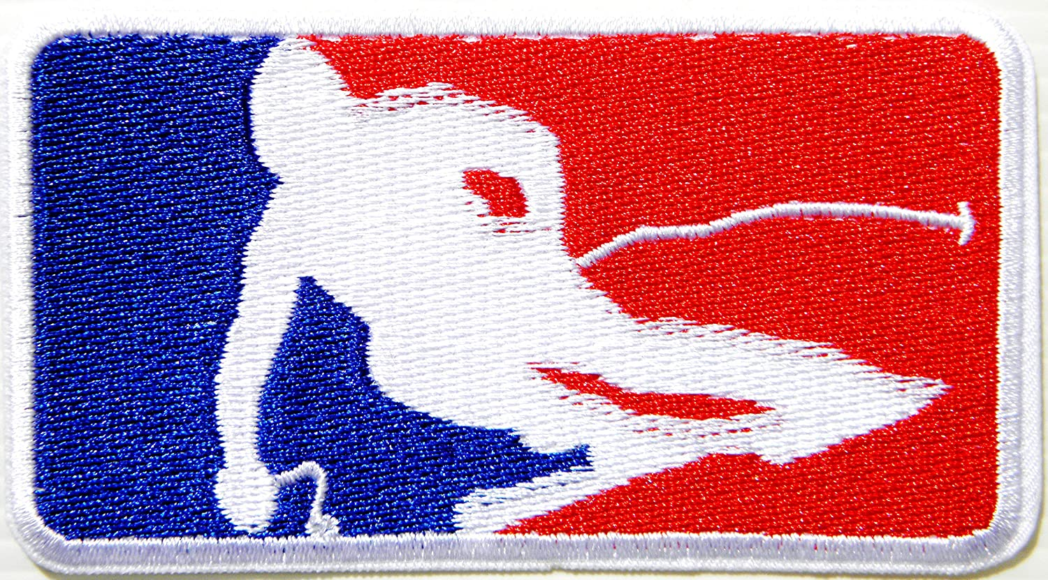 Skiing Sports Patch