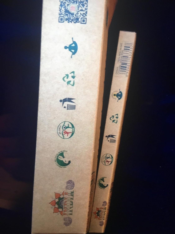 90 Grams Total 6 Boxes of 15 Grams Davanam Goloka Organica Series