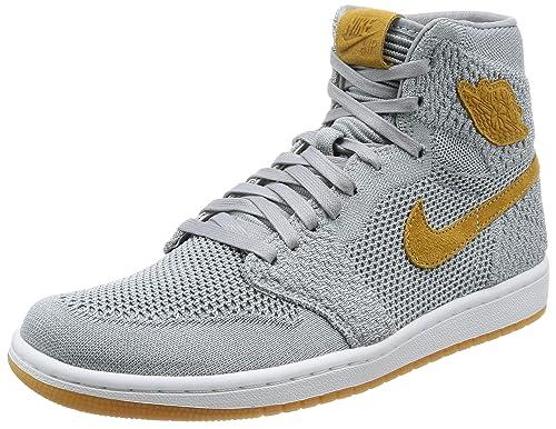 new arrival 348f7 28a39 Nike AIR Jordan 1 Retro HI Flyknit  Flyknit  - 919704-025 - Size