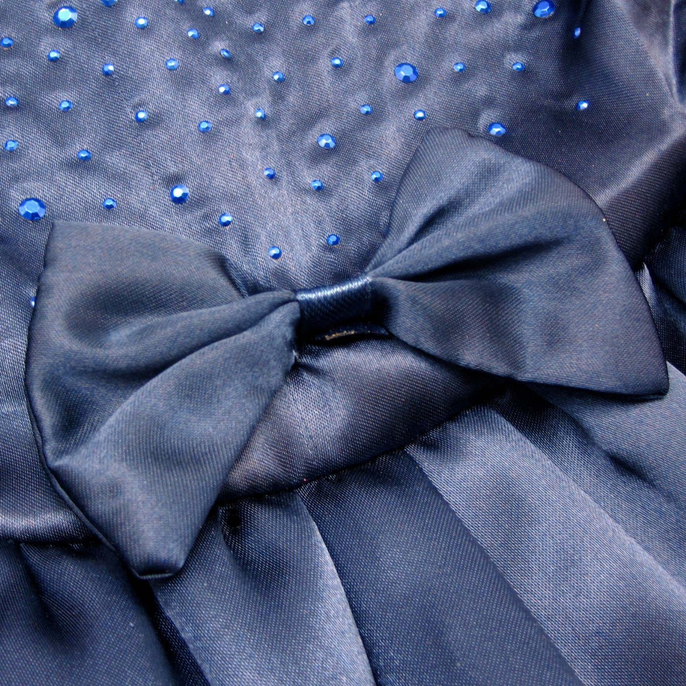 Alfie Pet by Petoga Couture - Shirley Tutu Party Dress - Color: Navy, Size: Small by Alfie (Image #4)